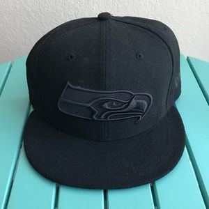 New Era Seattle Seahawks Fitted Hat